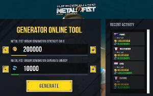 Metal Fist Urban Domination Cheats Gold