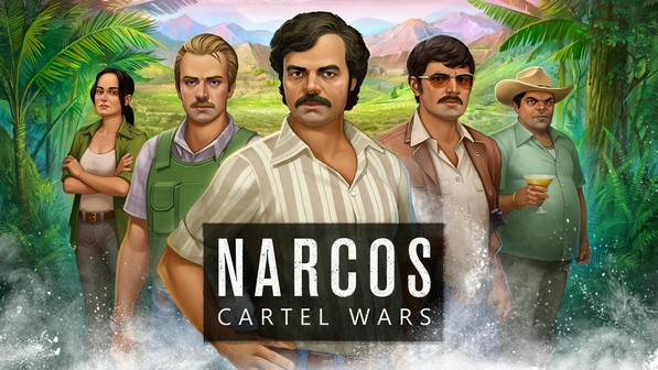 Narcos Cartel Wars H...