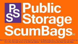 The Sleazy Corporate Nazi Tactics of Public Storage