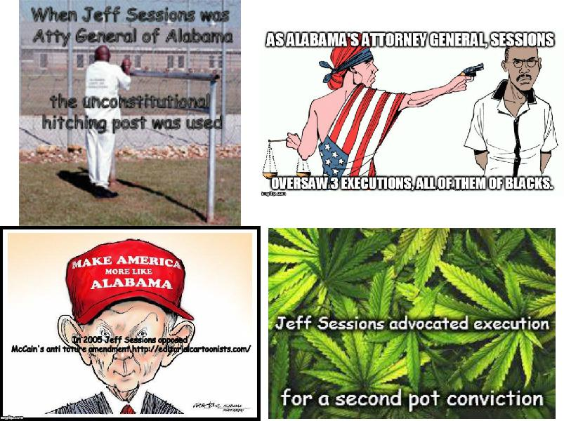 Jeff Sessions: Racis...