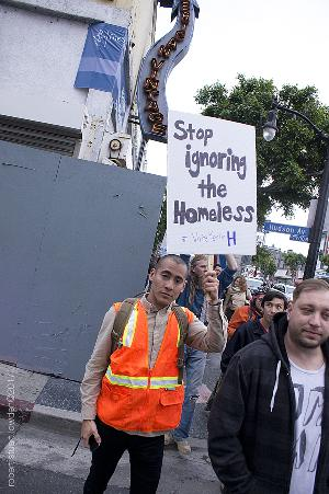 Proposition H Activist HollyWood