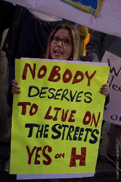 Prop. H Activists Ma...