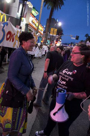 Proposition H Activists / Organizers  HollyWood