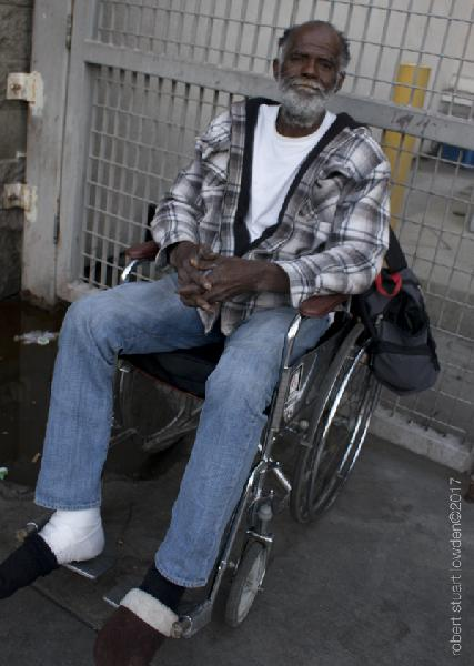 Skid Row DTLA  / Bil...