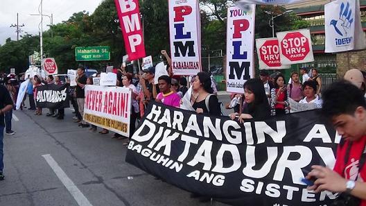 PHILIPPINES: Martial...