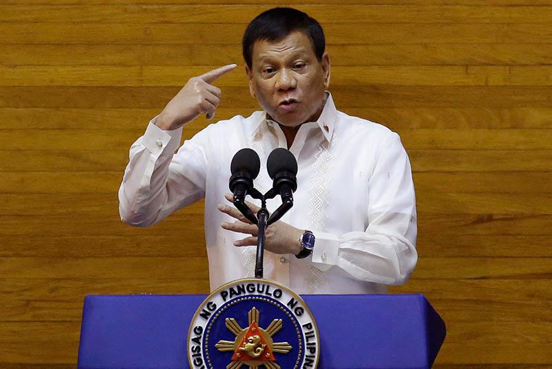 Philippine President...