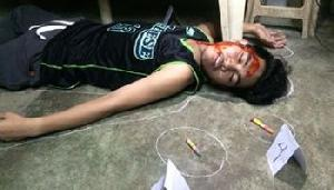 PHILIPPINES: 8,000 killings proof of policy to kill