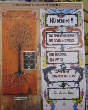 Tribute to the Haight-Ashbury Free Clinics and Graham Center for Health and Recovery