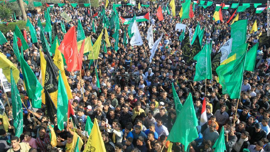 Palestinians of Hama...