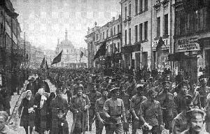 The October 1917 Revolution and Lenin