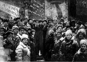 1917 October Revolution - Russia
