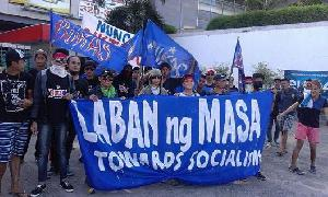 Protest in the Philippines