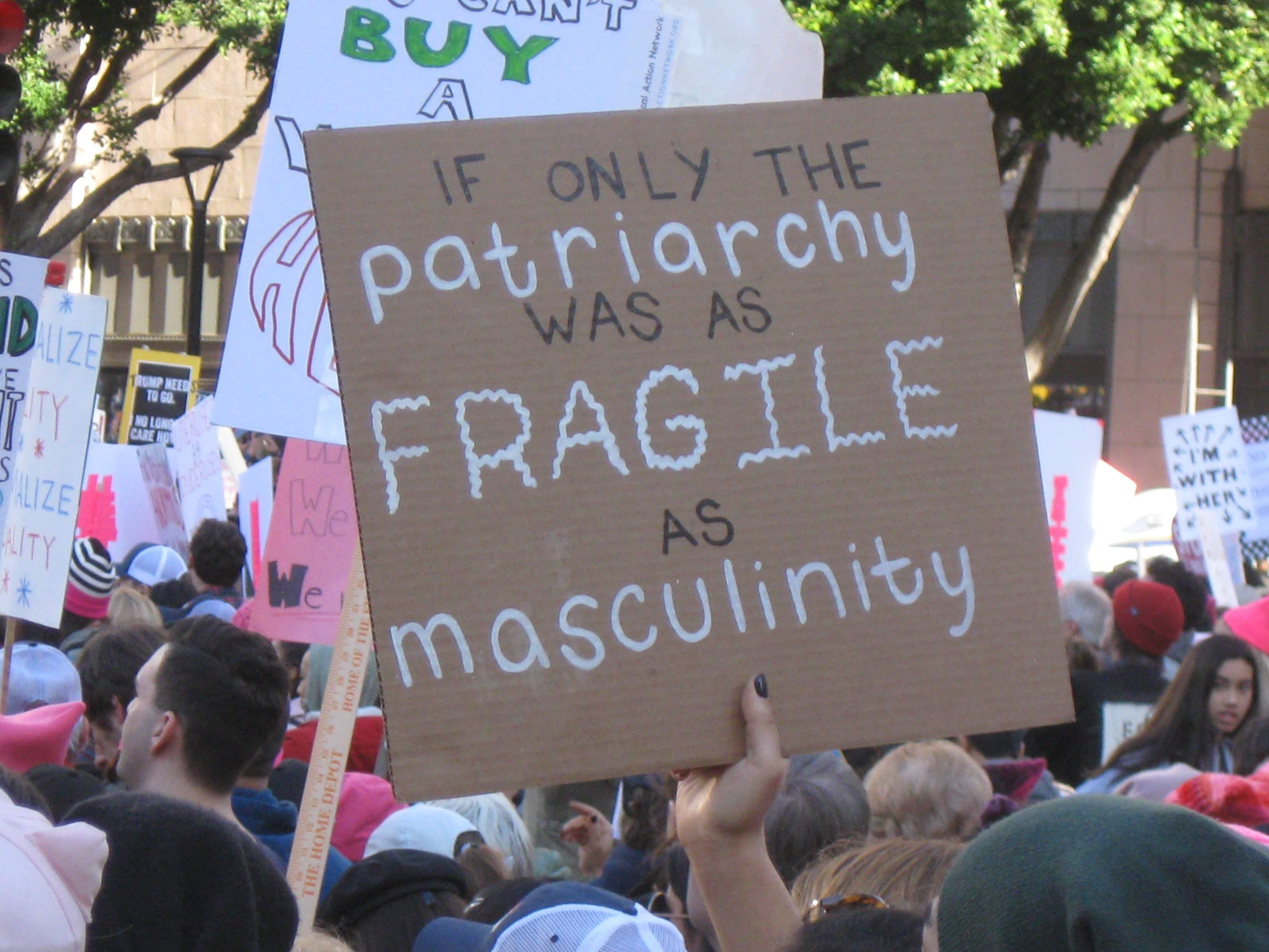 Women's March L.A.,...