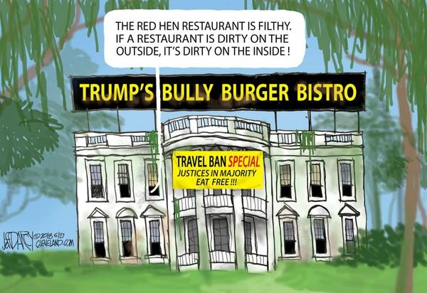 Trump Restaurants: O...