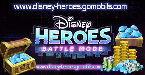 Disney Heroes: Battl...
