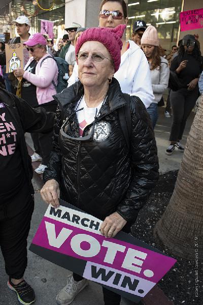 Women's March 2019 L...