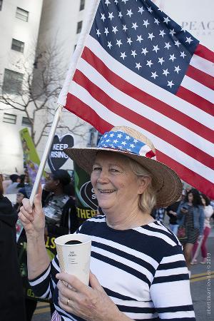 LA roars for Women in the Third Women's March