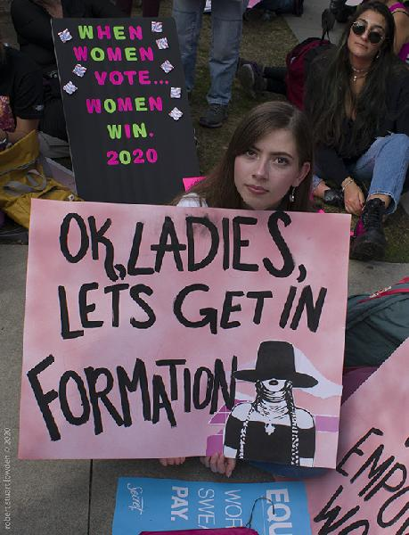 Fourth Women's March...