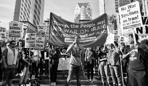 Pershing Square, Los Angeles-Jan. 4, 2020