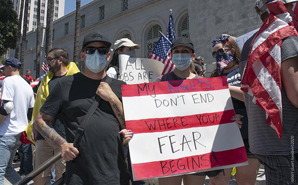 Open California Prot...
