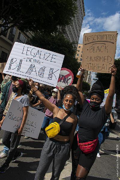 George Floyd Protest...