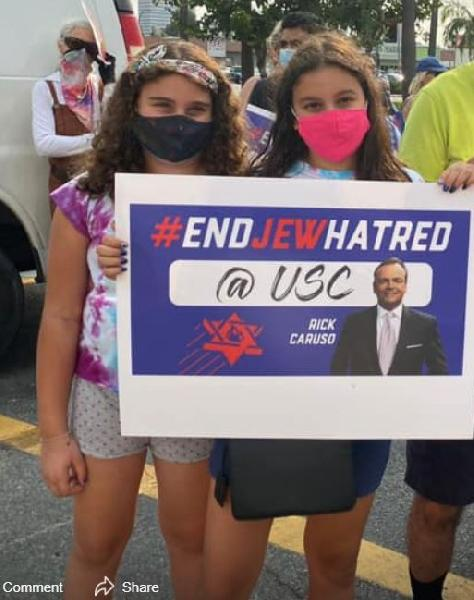 Rally against Hate a...