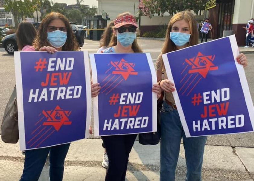 End Jew Hatred  at U...