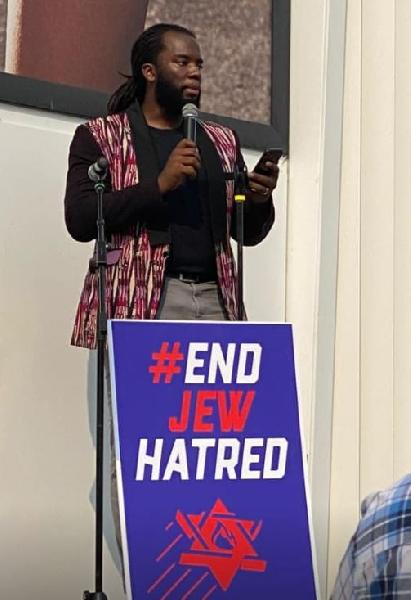 End Jew Hatred at US...