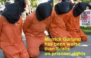 Biden Asked To Drop Execution Promoting Garland