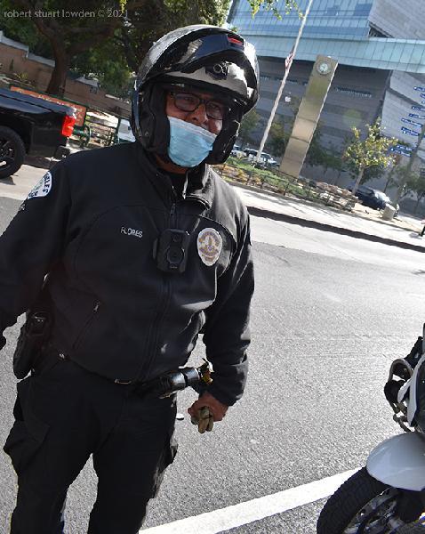 LAPD...
