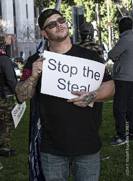 Stop The Steal LA Th...